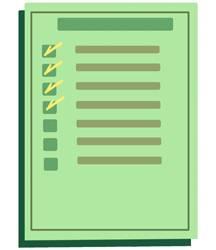 log book checklist